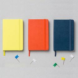 Kundenspezifisches Moleskine PU-Notizbuch