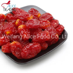 Banheira chinês de venda dos frutos secos conservas de tomate pequeno