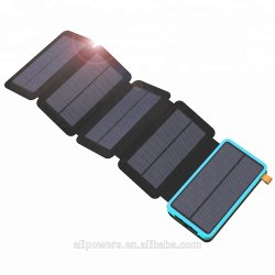20000 mAh 2018 солнечной зарядки телефона переносные солнечные банк водонепроницаемый внешний аккумулятор для iPhone 6 6s 7 7plus 8 X iPad Samsung