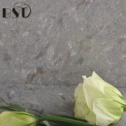 Le persillage artificiel intérieur grise Quartz Stone