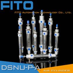 Petits cylindres en acier inoxydable/Dsnu Series Mini cylindre en acier inoxydable