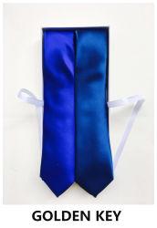 固体多サテンのネクタイ