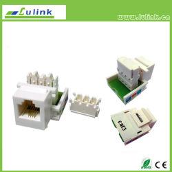 Telefonjack-Netz-Anschlussbaugruppe UTP ftp-Cat3 Cat5e CAT6