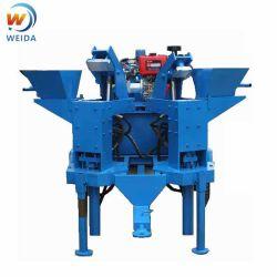 Kenia-manueller Handpresse-Lehm-Schmutz-Kleber-blockierenziegelstein-Formteil-Maschine