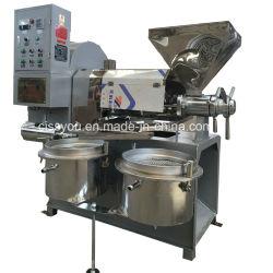 Extractor de aceite de tornillo automático de extracción de petróleo Pulse Molino máquina de procesamiento