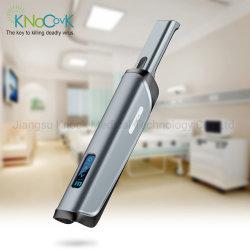 99.999% 여행 공항 지능적인 의학 소독 램프 UV UVC 가벼운 살균제