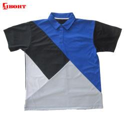 아이보 OEM 의류 스포츠 폴로 남성용 패션 의류 맞춤형 골프 폴리셔츠(SSE-1R)