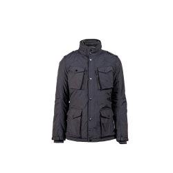 두꺼운 겨울에 의하여 온난한 오래간다 단단한 대 고리 남자의 재킷이 입힌다