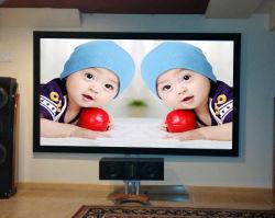 """100"""" неподвижной рамкой экрана проектора с универсальный белый/HD на экране серого цвета"""