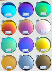 Hersteller können PC Objektive, PC Anzeigen-Gläser anpassen, färben wahlweise freigestellt