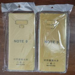Samsung Galaxy Note 8 Nota 9, más transparente cubierta de la funda de teléfono móvil