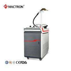 Ordinateur de poche soudeur laser à onde continue de la machine pour la fabrication en acier