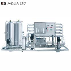5000L/H de éénfasige Machine van de Installatie van de Reiniging van het Systeem van de Behandeling van de Filter van de Zuiveringsinstallatie van het Water RO