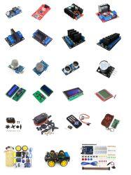 Модуль /датчика считывающего устройства/GPRS/Power/реле/комплект модуля/ 37 в 1 /ЖК-дисплей с подсветкой на дисплее/DIY робот Car/развитию/WiFi/Bluetooth/пульт ДУ/Модуль двигателя