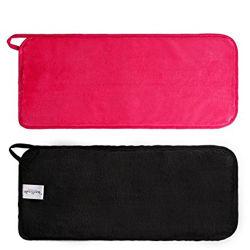 卸し売り普及したMicrofiberは表面目の構成の除去剤タオルの布を着色する