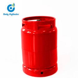 9kg 11kg mini vide bouteille de gaz hydrogène Composite GPL avec cuisinière