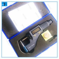 Instruments de mesure du tube de l'outil de mesure de micromètre numérique