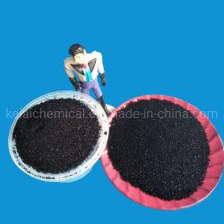 200% 220% 240% de azufre de grado textil colorantes negro