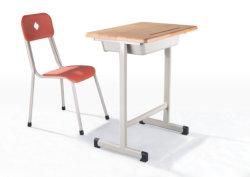 Moderner Schulmöbel-Kursteilnehmer-Doppelt-Schreibtisch oder einzelnes Schreibtisch-und Stuhl-Set