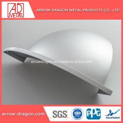 Декоративные строительные материалы формы 3D/ сферической/ Витая/ изогнутые архитектурных металлических настенной панели