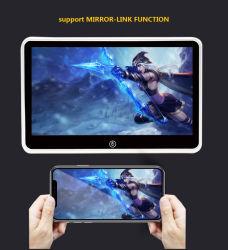 10pulg apoyacabezas Monitor de vídeo de música MP5 con espejo Link