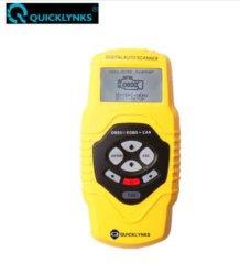 Quicklynks T69 Obdii vehículo automático de herramienta de diagnóstico de escáner T69 escáner de código de OBD2 multilingüe (actualizable)
