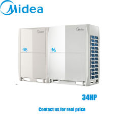 Echangeur de chaleur Midea fait en usine les fabricants de climatiseur