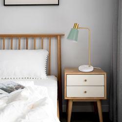 軽いベッドわきのスタンドを読む簡潔で簡単な様式デザイナー卓上スタンド