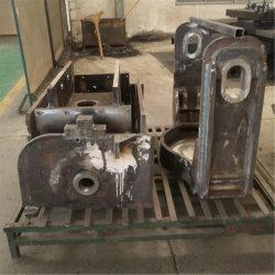 Certifiés ISO personnalisée les pièces de soudage structuraux en acier