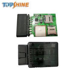 Single / Double carte SIM Tracker GPS OBD du bus CAN avec les données de véhicule de diagnostic à distance