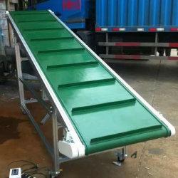 Высокое качество с углом наклона транспортера производственной линии для аппаратного оборудования