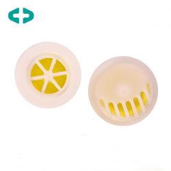 Аксессуары Facemask пластиковый черно-белый круглый воздушный клапан для дыхания