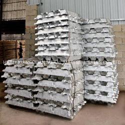 Lingote de aleación de aluminio/ADC12/A7/A8/lingotes de aluminio puro, el 99,7