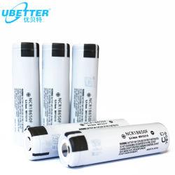 18650 26650 Zonne Cilindrische lithium-IonenBatterijcellen