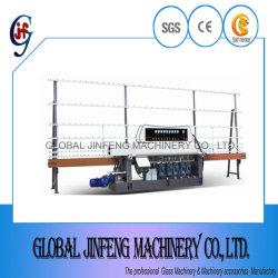 9 Rand van het Glas van motoren de de Automatische/het Scherpen Malende en Oppoetsende Machine van de Verwerking (JFE9243)