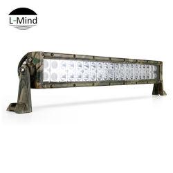 Commerce de gros 7-51 pouces 120W toit de voiture Ford 4X4 Pleins feux des projecteurs de camouflage militaire de la barre lumineuse à LED