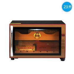 La humedad de la temperatura constante de lujo en caja de puros Cedro Caja de regalo