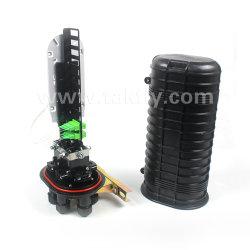 FTTH FTTX Dôme à fibres optiques de type boîtier mixte de l'épissure de câble de fermeture