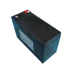 Custom 12 Volt 3.5Ah 4,5Ah 7AH 9AH 10AH 12AH 17AH 20Ah lithium phosphate de fer Batterie LiFePO4 cycle profond