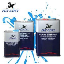 Super Clear Coat à séchage rapide pour la voiture de peinture automatique
