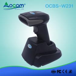 Портативное устройство беспроводной сканер штрих-кодов 2D с базовой станции