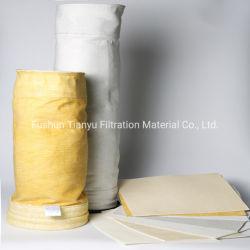Polyimideの非編まれたバッグフィルタの高い引張強さ