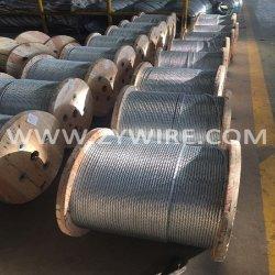 Litze aus Stahl mit Verzinkungsdraht