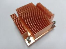 Pm478 / BGA479 cobre puro de Controle Industrial Computer Motherboard a aleta do radiador pequenos componentes electrónicos