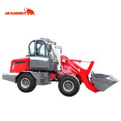 CE Mammut CS915 1500 kg Mini /kleine voor- en wiellader Voor landbouw/landbouw/groenvoorziening