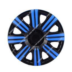 """Colorida Neon 12""""13""""14""""15"""" centro de la rueda de coche universal para el tapacubos"""