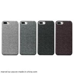 Un chiffon doux de Texture TPU Couvercle Téléphone Téléphone Étui pour iPhone