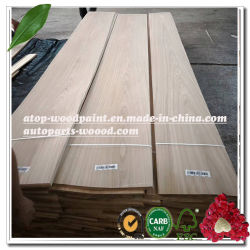 Encino Blanco con chapa de madera de roble blanco natural Caterdral Grupo AB