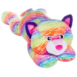 Mascota de peluche interactivo Rainow adoptables brillan los ojos Big Cat.