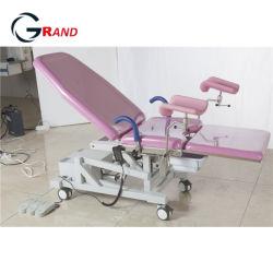 CE FDA ISO Equipo de Hospital Obstrics eléctrico y del Aparato Urinario Ginecología de la tabla de funcionamiento operativo de examen/Operación Presidencia/Tabla Tabla Hospital